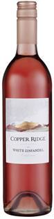 Copperidge White Zinfandel 750ml - Case of 12